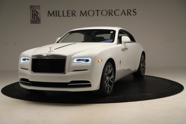 New 2019 Rolls-Royce Wraith for sale $391,000 at Maserati of Greenwich in Greenwich CT 06830 1