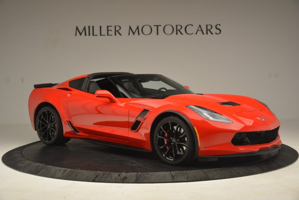Used 2019 Chevrolet Corvette Grand Sport for sale Sold at Maserati of Greenwich in Greenwich CT 06830 10