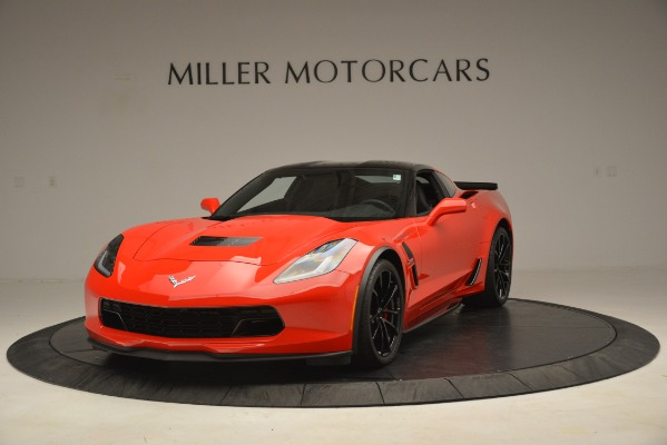 Used 2019 Chevrolet Corvette Grand Sport for sale Sold at Maserati of Greenwich in Greenwich CT 06830 13