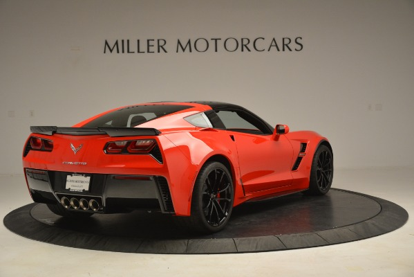 Used 2019 Chevrolet Corvette Grand Sport for sale Sold at Maserati of Greenwich in Greenwich CT 06830 16