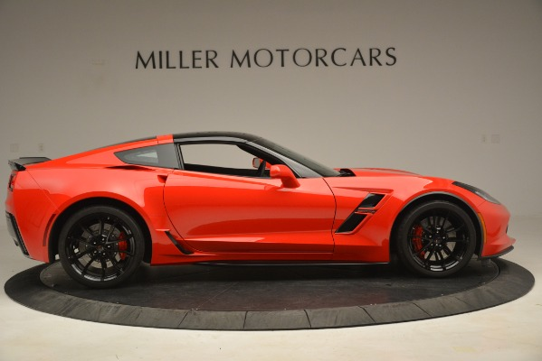 Used 2019 Chevrolet Corvette Grand Sport for sale Sold at Maserati of Greenwich in Greenwich CT 06830 17