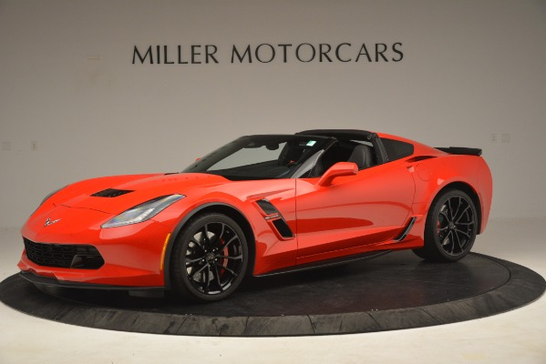 Used 2019 Chevrolet Corvette Grand Sport for sale Sold at Maserati of Greenwich in Greenwich CT 06830 2