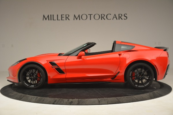 Used 2019 Chevrolet Corvette Grand Sport for sale Sold at Maserati of Greenwich in Greenwich CT 06830 3
