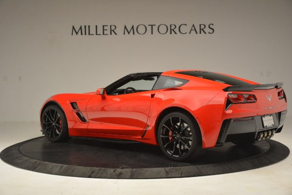 Used 2019 Chevrolet Corvette Grand Sport for sale Sold at Maserati of Greenwich in Greenwich CT 06830 4