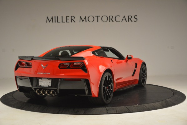Used 2019 Chevrolet Corvette Grand Sport for sale Sold at Maserati of Greenwich in Greenwich CT 06830 7