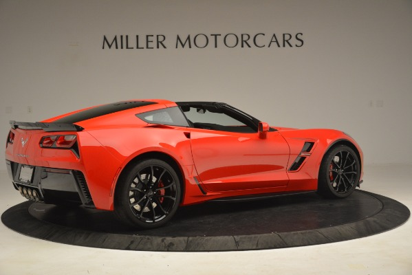 Used 2019 Chevrolet Corvette Grand Sport for sale Sold at Maserati of Greenwich in Greenwich CT 06830 8