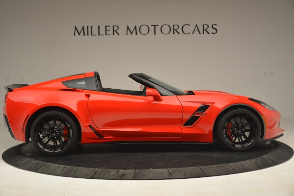 Used 2019 Chevrolet Corvette Grand Sport for sale Sold at Maserati of Greenwich in Greenwich CT 06830 9