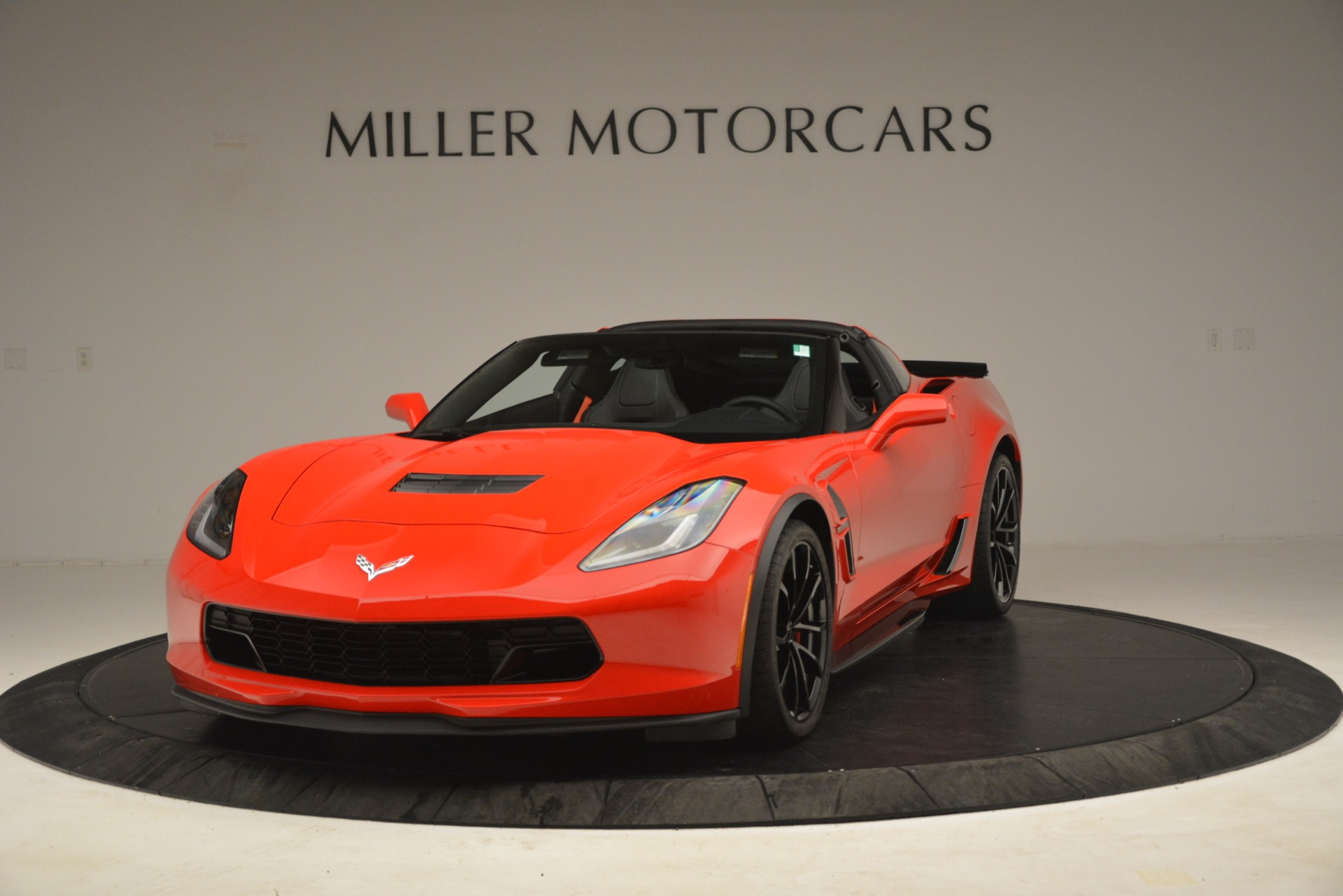Used 2019 Chevrolet Corvette Grand Sport for sale Sold at Maserati of Greenwich in Greenwich CT 06830 1