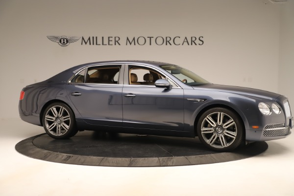Used 2016 Bentley Flying Spur W12 for sale Sold at Maserati of Greenwich in Greenwich CT 06830 10