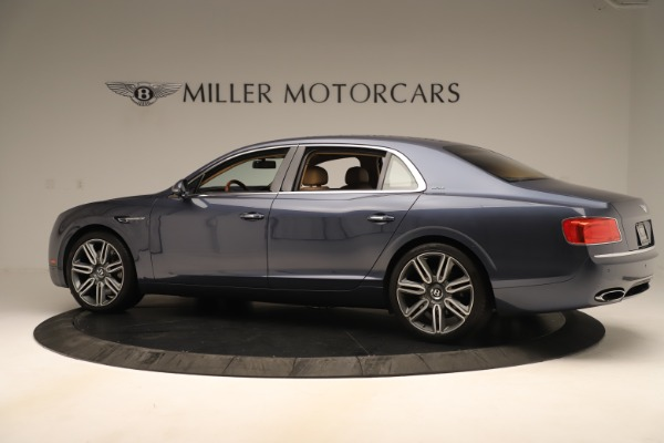 Used 2016 Bentley Flying Spur W12 for sale Sold at Maserati of Greenwich in Greenwich CT 06830 4