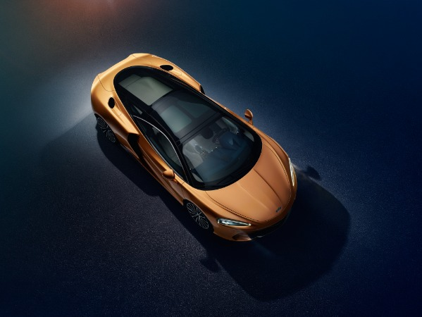 New 2020 McLaren GT Coupe for sale Sold at Maserati of Greenwich in Greenwich CT 06830 10