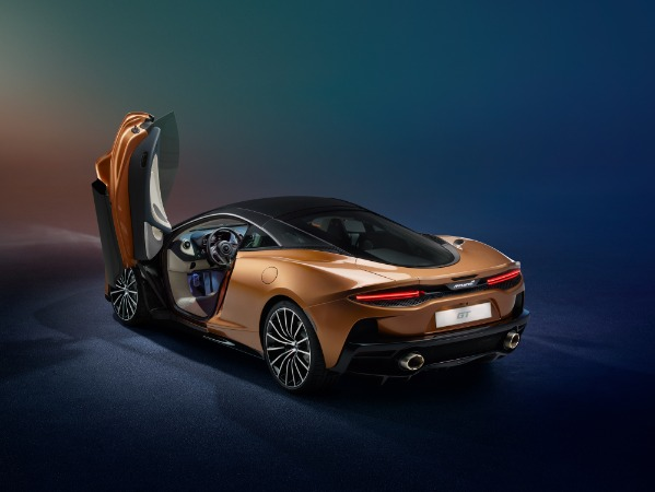 New 2020 McLaren GT Coupe for sale Sold at Maserati of Greenwich in Greenwich CT 06830 11