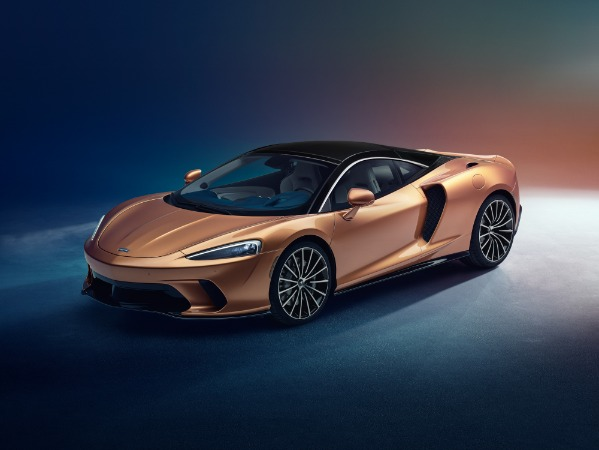 New 2020 McLaren GT Coupe for sale Sold at Maserati of Greenwich in Greenwich CT 06830 2