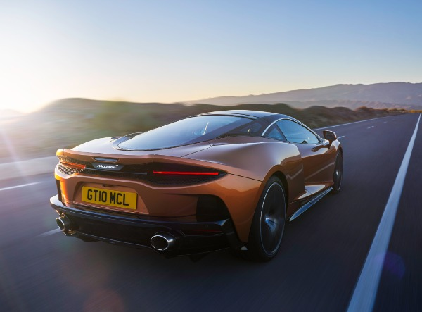 New 2020 McLaren GT Coupe for sale Sold at Maserati of Greenwich in Greenwich CT 06830 28