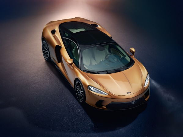 New 2020 McLaren GT Coupe for sale Sold at Maserati of Greenwich in Greenwich CT 06830 3