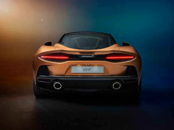 New 2020 McLaren GT Coupe for sale Sold at Maserati of Greenwich in Greenwich CT 06830 5