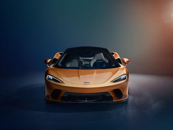 New 2020 McLaren GT Coupe for sale Sold at Maserati of Greenwich in Greenwich CT 06830 6