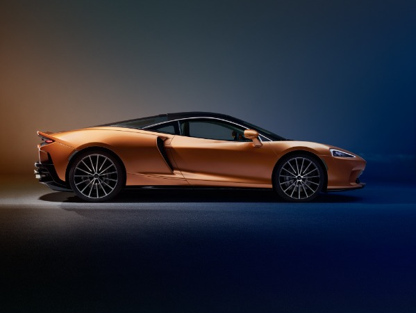 New 2020 McLaren GT Coupe for sale Sold at Maserati of Greenwich in Greenwich CT 06830 8