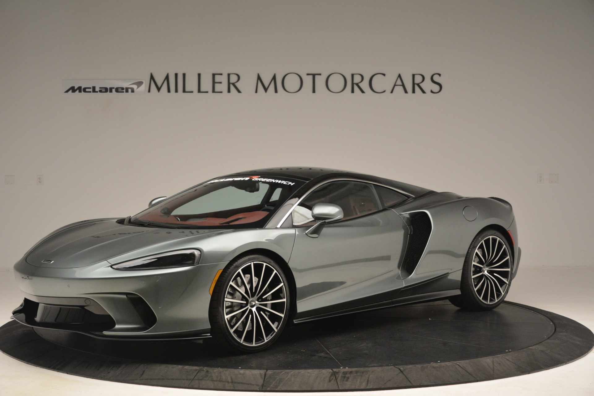 New 2020 McLaren GT Coupe for sale Sold at Maserati of Greenwich in Greenwich CT 06830 1