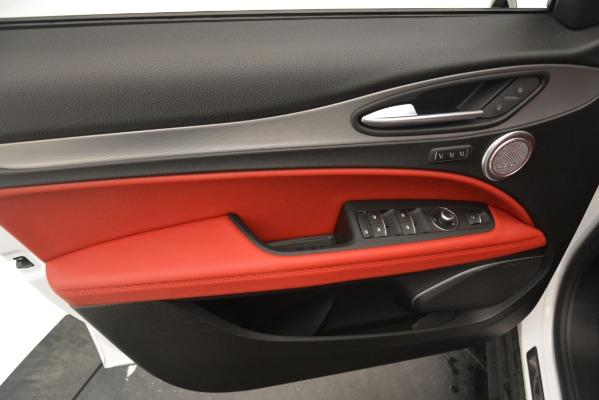 New 2019 Alfa Romeo Stelvio Ti Sport Q4 for sale Sold at Maserati of Greenwich in Greenwich CT 06830 15
