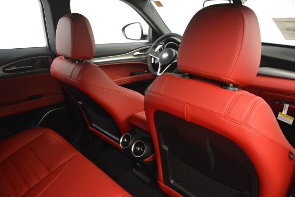 New 2019 Alfa Romeo Stelvio Ti Sport Q4 for sale Sold at Maserati of Greenwich in Greenwich CT 06830 26