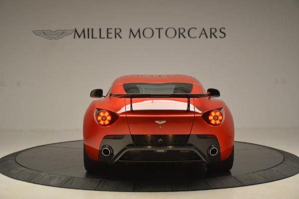 Used 2013 Aston Martin V12 Zagato Coupe for sale Sold at Maserati of Greenwich in Greenwich CT 06830 11