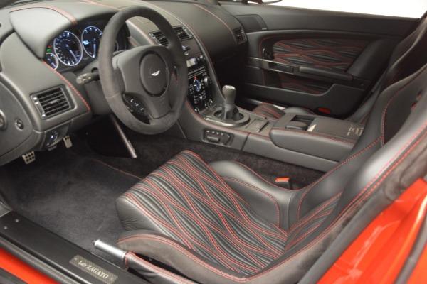 Used 2013 Aston Martin V12 Zagato Coupe for sale Sold at Maserati of Greenwich in Greenwich CT 06830 13