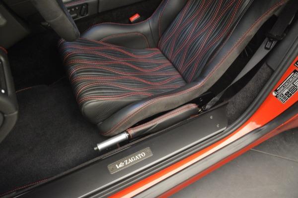 Used 2013 Aston Martin V12 Zagato Coupe for sale Sold at Maserati of Greenwich in Greenwich CT 06830 14