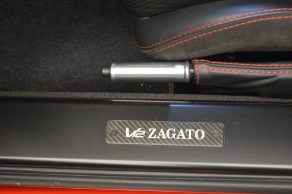 Used 2013 Aston Martin V12 Zagato Coupe for sale Sold at Maserati of Greenwich in Greenwich CT 06830 16
