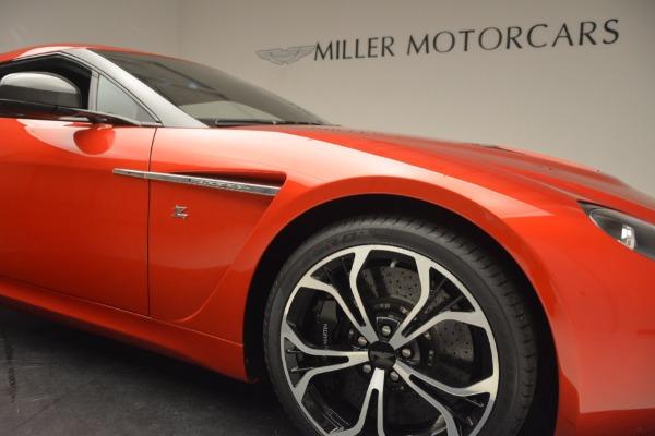 Used 2013 Aston Martin V12 Zagato Coupe for sale Sold at Maserati of Greenwich in Greenwich CT 06830 22