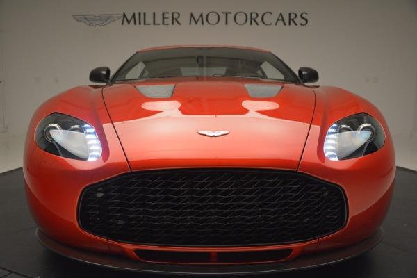 Used 2013 Aston Martin V12 Zagato Coupe for sale Sold at Maserati of Greenwich in Greenwich CT 06830 23