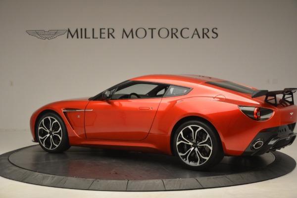 Used 2013 Aston Martin V12 Zagato Coupe for sale Sold at Maserati of Greenwich in Greenwich CT 06830 3