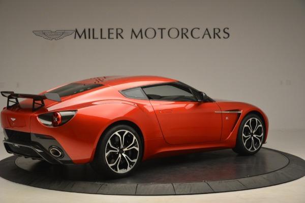 Used 2013 Aston Martin V12 Zagato Coupe for sale Sold at Maserati of Greenwich in Greenwich CT 06830 6
