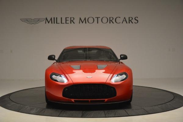 Used 2013 Aston Martin V12 Zagato Coupe for sale Sold at Maserati of Greenwich in Greenwich CT 06830 8
