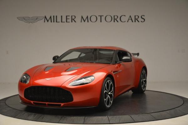 Used 2013 Aston Martin V12 Zagato Coupe for sale Sold at Maserati of Greenwich in Greenwich CT 06830 1