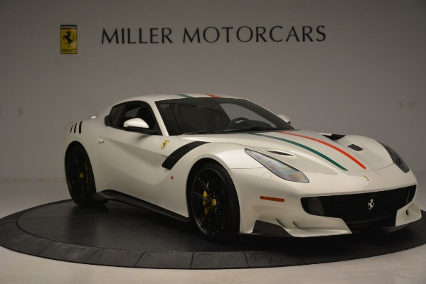 Used 2017 Ferrari F12tdf for sale Sold at Maserati of Greenwich in Greenwich CT 06830 11