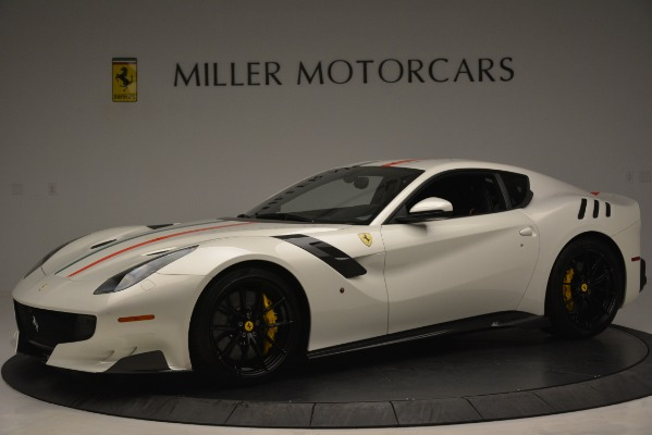 Used 2017 Ferrari F12tdf for sale Sold at Maserati of Greenwich in Greenwich CT 06830 2