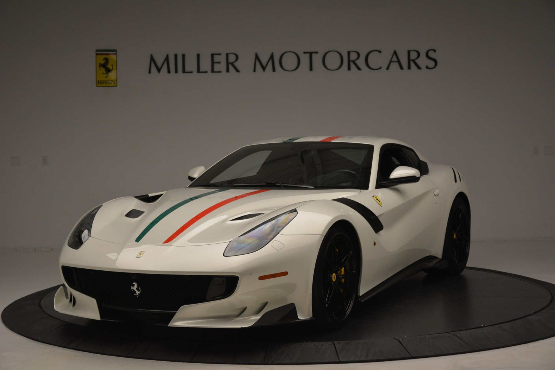 Used 2017 Ferrari F12tdf for sale Sold at Maserati of Greenwich in Greenwich CT 06830 1
