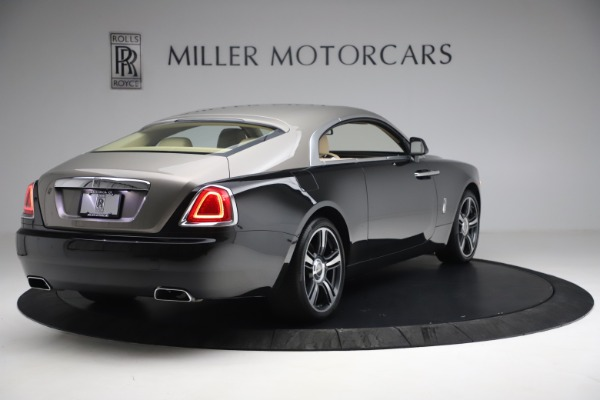 Used 2015 Rolls-Royce Wraith for sale $199,900 at Maserati of Greenwich in Greenwich CT 06830 10