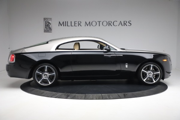 Used 2015 Rolls-Royce Wraith for sale $199,900 at Maserati of Greenwich in Greenwich CT 06830 11