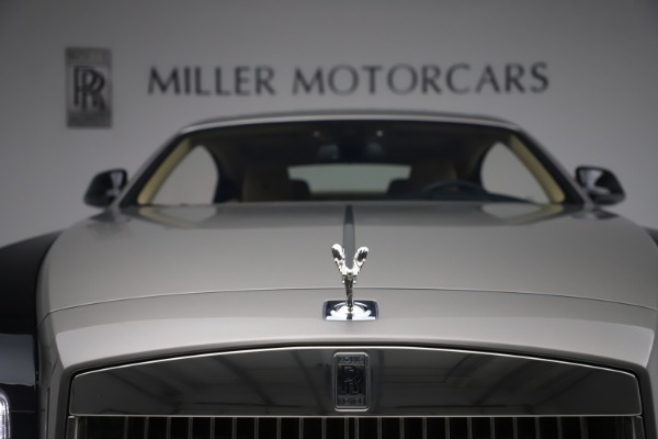 Used 2015 Rolls-Royce Wraith for sale $199,900 at Maserati of Greenwich in Greenwich CT 06830 14