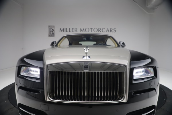 Used 2015 Rolls-Royce Wraith for sale $199,900 at Maserati of Greenwich in Greenwich CT 06830 15