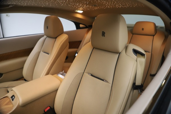 Used 2015 Rolls-Royce Wraith for sale $199,900 at Maserati of Greenwich in Greenwich CT 06830 17