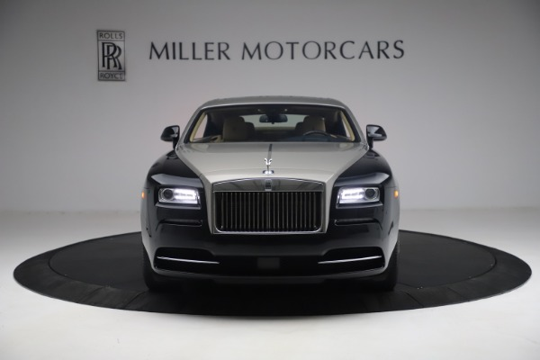 Used 2015 Rolls-Royce Wraith for sale $199,900 at Maserati of Greenwich in Greenwich CT 06830 2