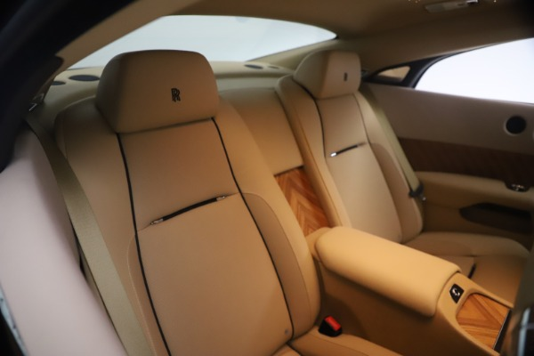 Used 2015 Rolls-Royce Wraith for sale $199,900 at Maserati of Greenwich in Greenwich CT 06830 21