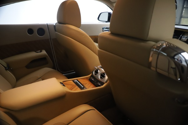 Used 2015 Rolls-Royce Wraith for sale $199,900 at Maserati of Greenwich in Greenwich CT 06830 24