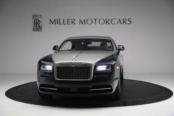 Used 2015 Rolls-Royce Wraith for sale $199,900 at Maserati of Greenwich in Greenwich CT 06830 3