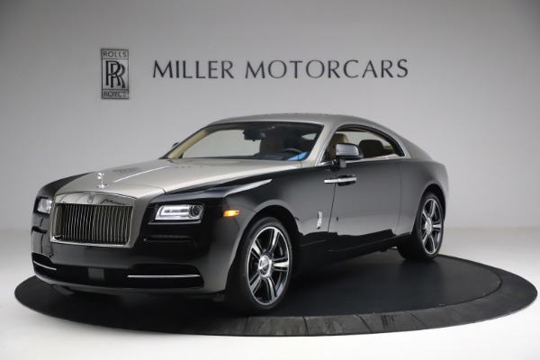Used 2015 Rolls-Royce Wraith for sale $199,900 at Maserati of Greenwich in Greenwich CT 06830 4