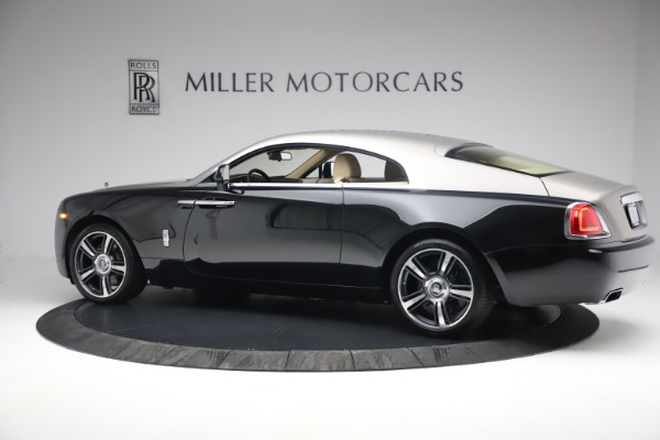 Used 2015 Rolls-Royce Wraith for sale $199,900 at Maserati of Greenwich in Greenwich CT 06830 6
