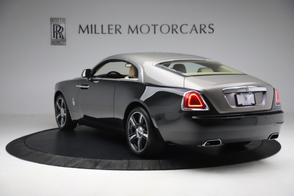 Used 2015 Rolls-Royce Wraith for sale $199,900 at Maserati of Greenwich in Greenwich CT 06830 7